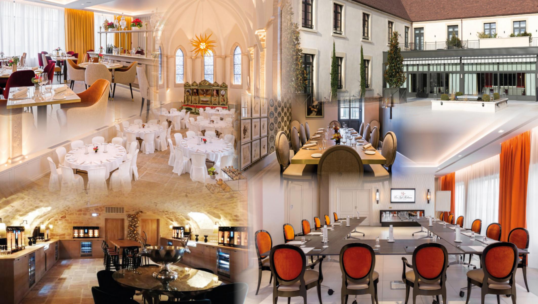 Hôtel Les 7 Fontaines Tournus