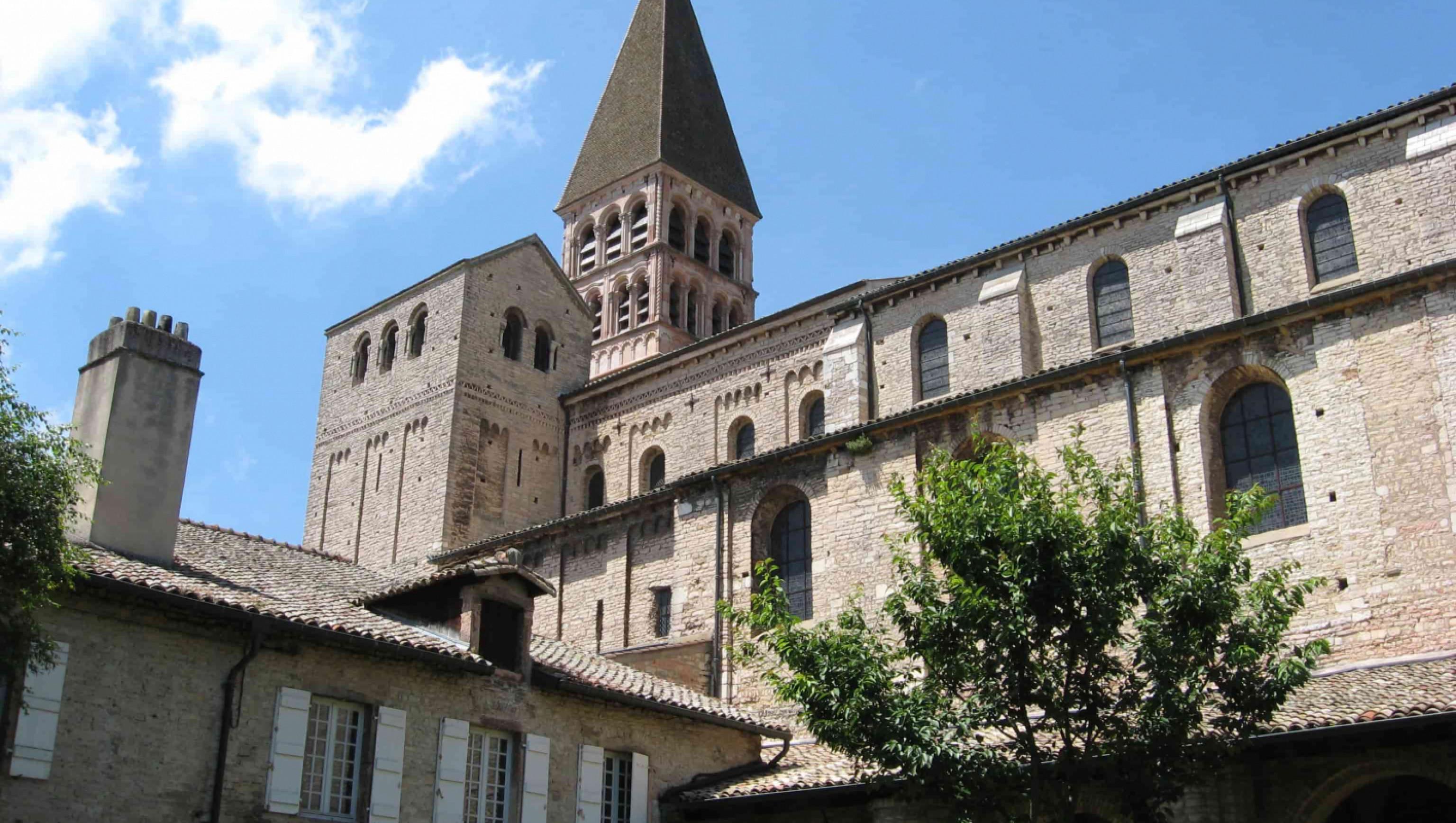 abbaye st philibert tournus