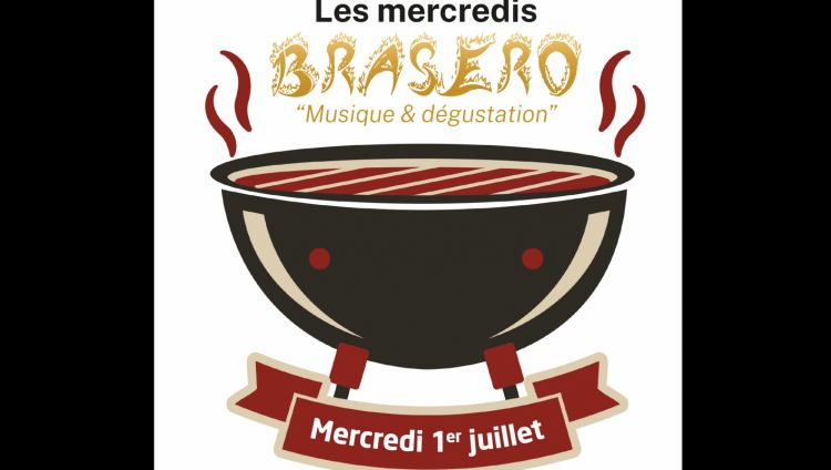 Discover the Wednesday evenings Brasero